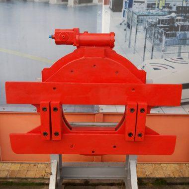 Sistem de rotire pentru stivuitor(max 2500 kg)-reconditionat(Bolzoni Auromo)