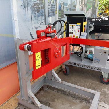 Sistem de rotire pentru stivuitor 180°(max 2500 kg)-reconditionat(Obrotnica)