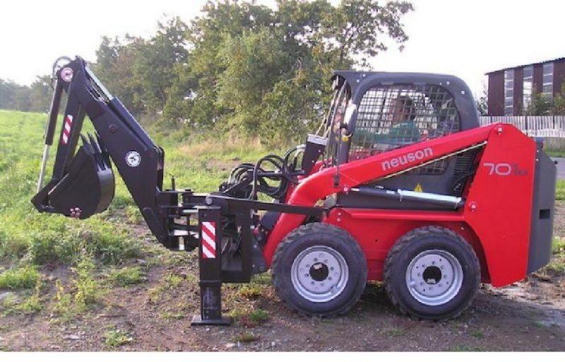9145 brat excavare actionat hidraulic kovaco Brat excavare actionat hidraulic, Kovaco - Unilift Brat excavare