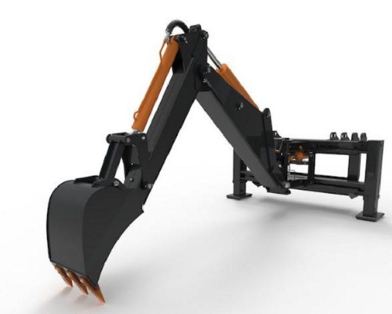 9146 brat excavare actionat hidraulic kovaco Brat excavare actionat hidraulic, Kovaco - Unilift Brat excavare