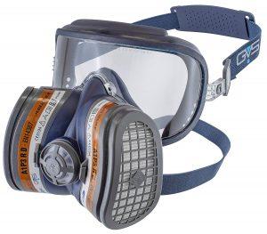 91CGbHapxCL. SL1500 Masca protectie impotriva gazelor, vaporilor si prafului | Elipse Integra A1P3-RD | GVS - Unilift Masca protectie impotriva gazelor
