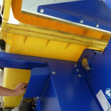 Presa compactoare RC 660/770 si RC 1100 pentru deseuri aplicabila pentru containere   Strautmann