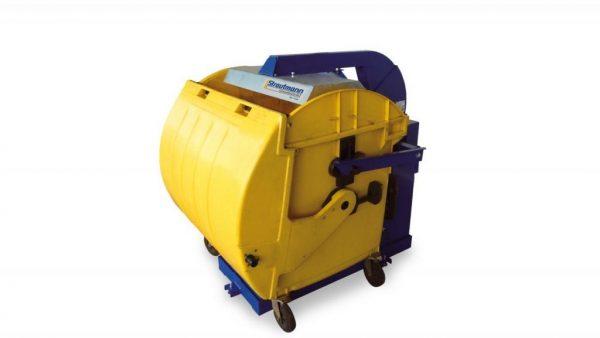 9357 presa rc 660770 si rc 1100 pentru deseuri aplicabila pentru containere strautmann 1 Presa compactoare pentru containere RC 660/770 si RC 1100 | Strautmann - Unilift