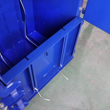 Presa compactoare pentru carton si hartie BalePress 3,4,6,10   Strautmann