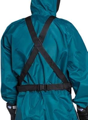 Sort de protectie pentru presiune inalta (500 bar) | TST Sweeden