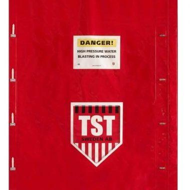 Prelata de protectie impotriva presiunii | TST Sweeden