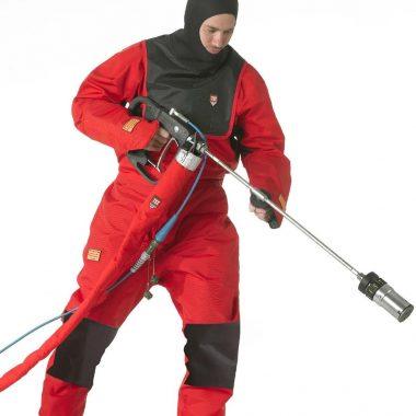 Protectie pentru suprafata furtunelor | TST Sweeden