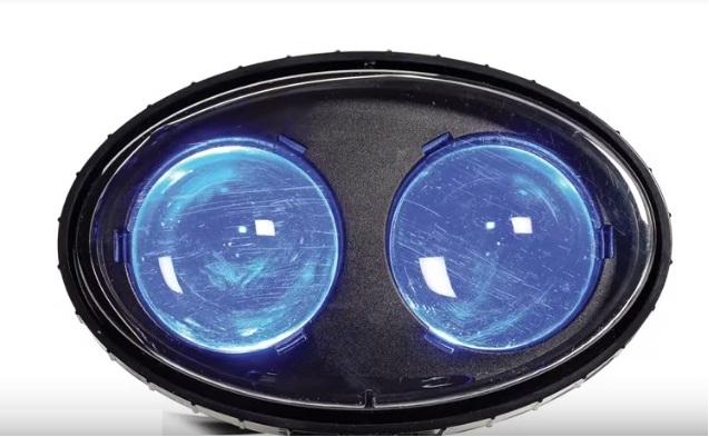 9661 lumina siguranta pentru stivuitor alta marca Lumina siguranta pentru stivuitor - Unilift
