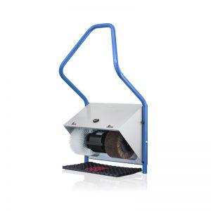 Dispozitiv curatare/lustruire incaltaminte pentru spatii comerciale | Politec Polar | Heute
