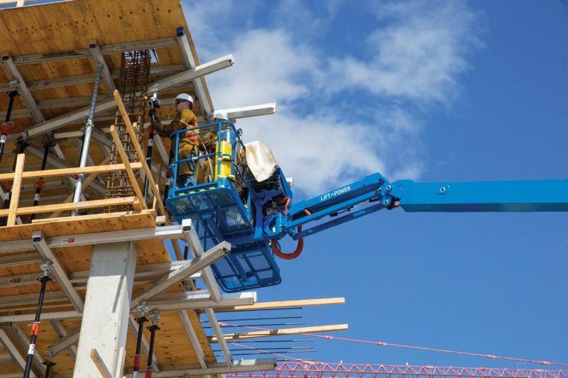 9954 nacela elevatoare de capacitate mare s 85 xc genie Nacela elevatoare de capacitate mare  S-85 XC | GENIE - Unilift