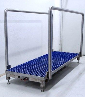 9968 platforma dezinfectanta pentru incaltaminte pentru intrari cu trafic intens stepgate heute Platforma dezinfectanta pentru incaltaminte pentru intrari cu trafic intens | StepGate II | Heute - Unilift