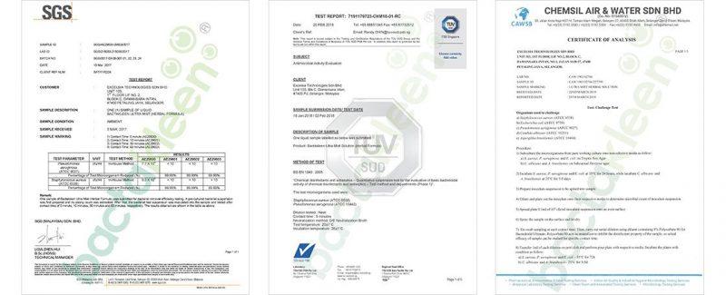 BACTAKLEEN why 04 BactaKleen BT 888 - Echipament de dezinfectie prin nebulizare - Unilift