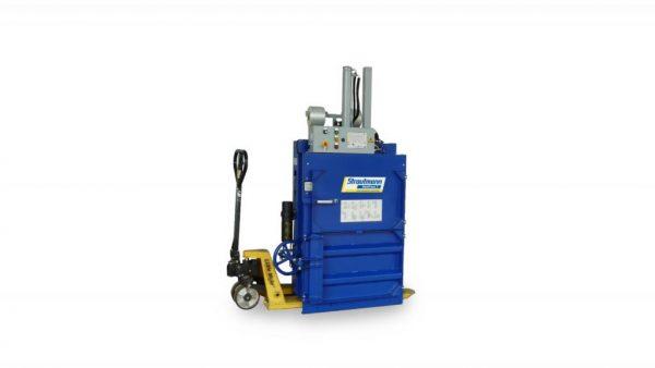 Balepresse 3 1024x577 1 Presa compactoare deseuri de carton si hartie BalePress 3 | Strautmann - Unilift