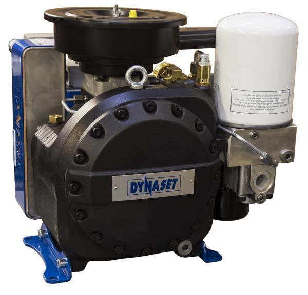 DYNASET HKR Hydraulic Screw Compressor 2000 Compresor de aer actionat hidraulic | HKR 600 | Dynaset - Unilift Compresor de aer actionat hidraulic