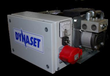Generator electric actionat hidraulic pentru magnet