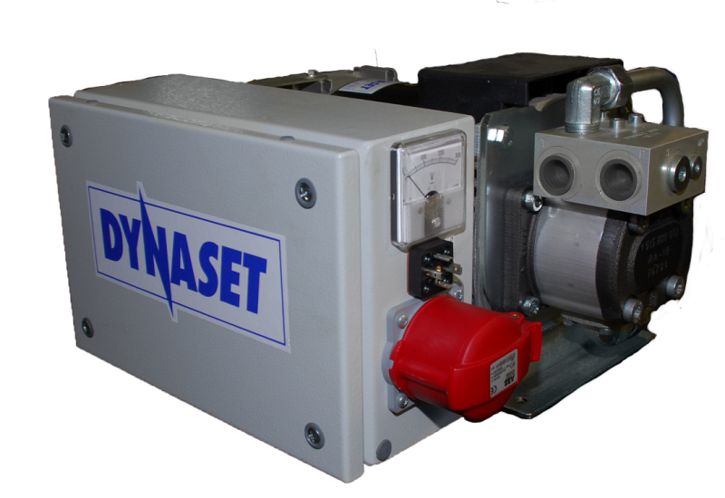 HMG3 Generator electric actionat hidraulic pentru magnet   HMG PRO 3   Dynaset - Unilift