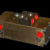 Dispozitiv hidraulic de vibrare directionala
