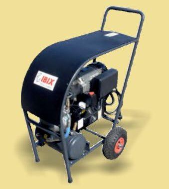 Compresor aer, electric, 300l/min – 10 bar | IBIX IB2