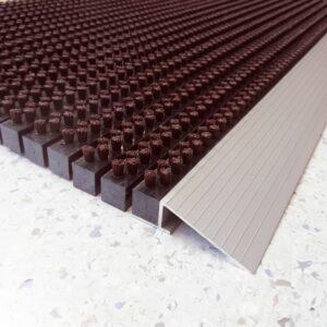 IMG 20191112 114236 Covor intrare cu profil din aluminiu |  600 x 375 mm | MARO | ABI - Unilift Covor intrarealuminiu