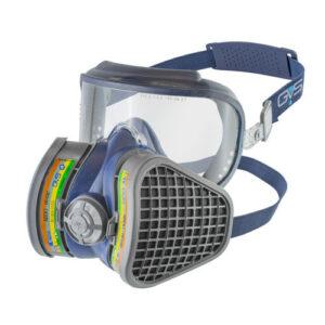Masca protectie impotriva prafului, gazelor si vaporilor   Elipse Integra ABEK1   GVS