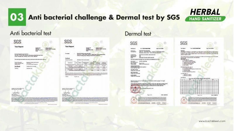 P1LtscQS1586086960 Solutie dezinfectanta pentru maini din extracte naturale 50 ml | Herbal Hand Sanitizer | BactaKleen - Unilift Solutie dezinfectanta pentru maini