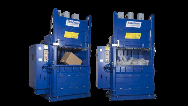 PP 1208 und PP 1208 plus 70 1024x576 1 Presa compactoare pentru materiale reciclabile PP 1208 si PP 1208 Plus70 | Strautmann - Unilift