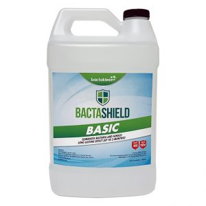 bactakleen bactashield 1gal Solutie antibacteriana si antifungica 5L | Bactashield Basic | BactaKleen - Unilift Solutie antibacteriana