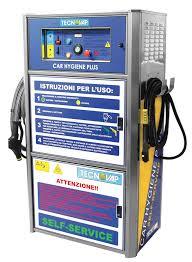 Self service system | Car hygiene | Tecnovap