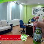 maxresdefault 1 1 Spray odorizant antibacterian | OdourKiller | BactaKleen - Unilift Spray odorizant antibacterian