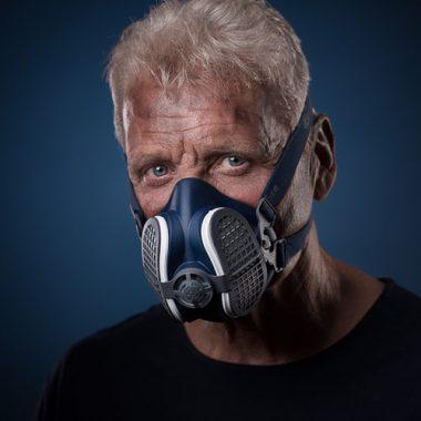 Masca de filtrare pentru aer   GVS