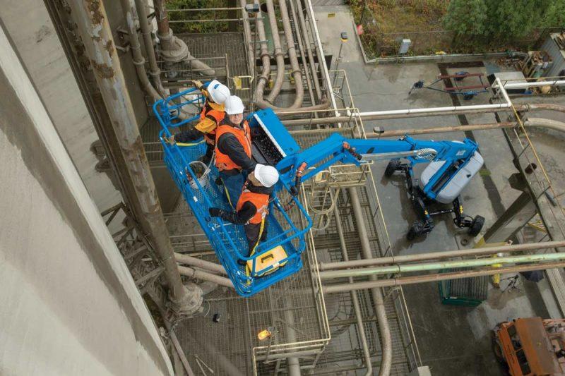 11581 nacela elevatoare de capacitate mare sx 125 xc genie Nacela elevatoare de capacitate mare SX-125 XC | GENIE - Unilift