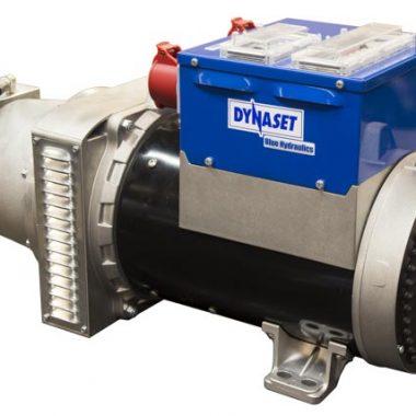Generatoare electrice actionate hidraulic