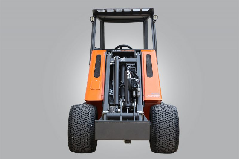 mini incarcator cast 20T 2 1 Miniincarcator multifunctional  Cast 20T - 20CP - max. 800 kg - Unilift Cast 20T – 20CP