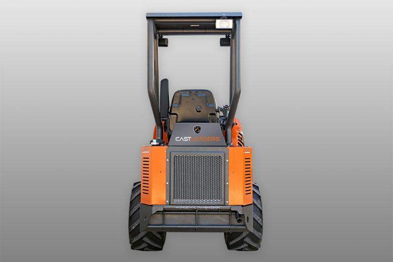 mini incarcator cast 35t 4 Miniincarcator multifunctional  Cast 35T - 38CP - max. 800 kg - Unilift Cast 35T