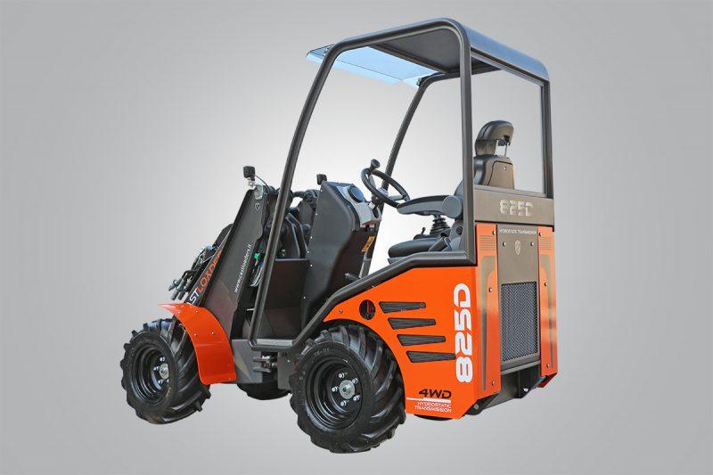 mini incarcator cast 825d 3 Miniincarcator multifunctional  Cast 825D - 25CP - max. 850 kg - Unilift Cast 825D – 25CP