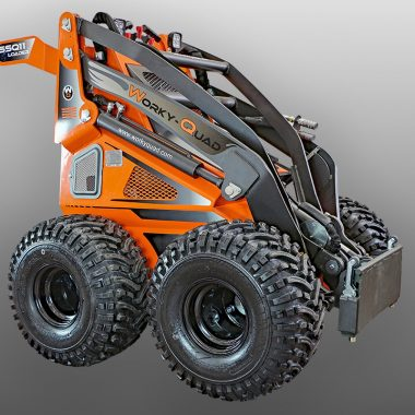 WorkyQuad SSQ 11 Country – 11.7CP – 350 kg max.
