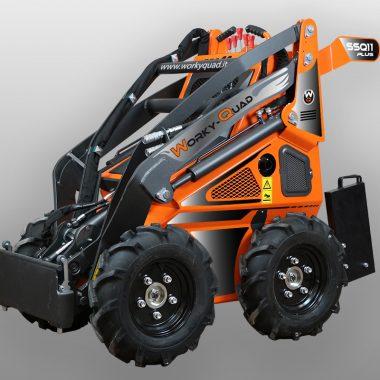 WorkyQuad SSQ 11 Plus – 11.7CP – 350 kg max.