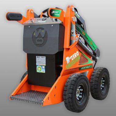 WorkyQuad SSQ EcoQuad – Full Electric – 2.2CP – 400 kg max.