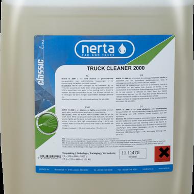 Spuma activa 25L | TRUCK CLEANER 2000 | Nerta