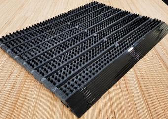 Covor intrare din PVC cu peri din nylon   TASTIC   ABI