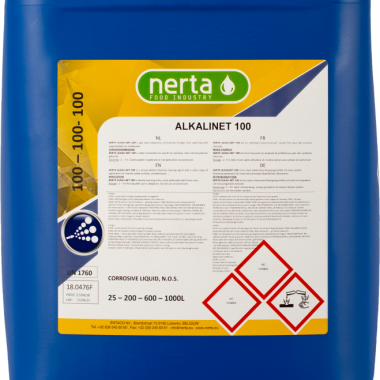 Solutie de curatat motoare 25L | ALKALINET 100 | Nerta