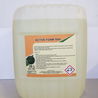 Spuma activa 20L | ACTIVE FOAM 1000 |Nerta