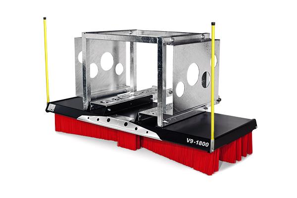 Apucator de baloti 1 Adaptare pentru atasament baloti | ActiSweep - Unilift Adaptare pentru atasament baloti