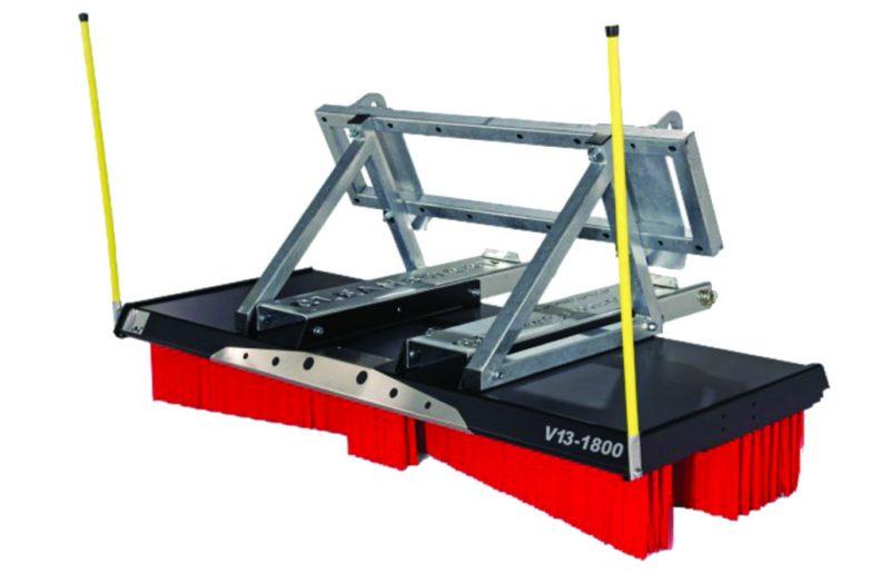 Incarcator frontal 1 Adaptare pentru incarcator frontal | ActiSweep - Unilift Adaptare pentru incarcator