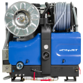 ecityjet 1 Echipament eco pentru desfundat canalizari/scurgeri cu baterii eCityJet | Rioned - Unilift Echipament electric pentru desfundat canalizari