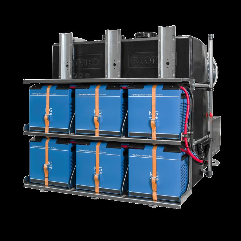 img2835 lr Echipament eco pentru desfundat canalizari/scurgeri cu baterii eCityJet | Rioned - Unilift Echipament electric pentru desfundat canalizari