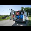 img7818 2 lr Echipament eco pentru desfundat canalizari/scurgeri cu baterii eCityJet | Rioned - Unilift Echipament electric pentru desfundat canalizari