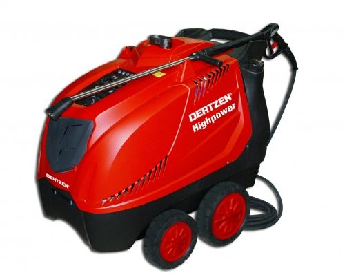 zoom 837b6f927068cea2e1c3f46c89e66e2c Curatitor cu presiune cu apa calda Highpower | Oertzen - Unilift Curatitor cu presiune cu apa calda