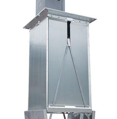 Container de reciclare cu sistem subteran | Bauer GTS