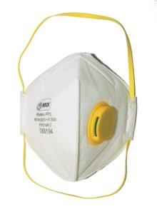 rshmv ffp2 masti antipraf de unica folosinta cu supapa ffp2 big 1 Masca protectie impotriva prafului | Rock Safety - Unilift Masca protectie